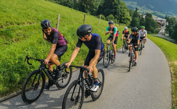 DirtySox Club Ride Vol. 2: Around Lake Sarnen with lots of altitude metres