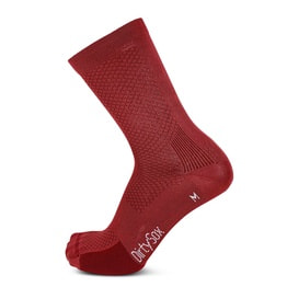 Pure - Granate - Premium Cycling Socks - 20cm