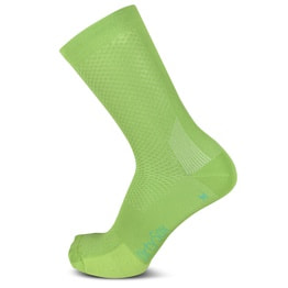 Pure - Pistacho - Premium Cycling Socks - 20cm